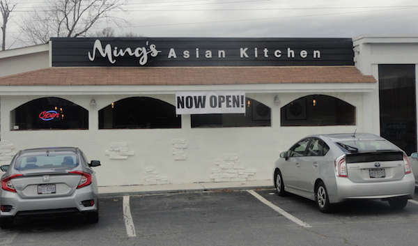 Ming's Asian Kitchen Opens, East Cobb restaurants, East Cobb restaurant scores